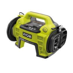 RYOBI R18I-0 Aku kompresor 18V (bez akumulátoru)-Aku kompresor 18V bez aku