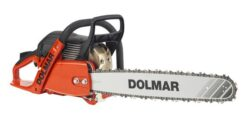 DOLMAR PS610045A Pila řetězová motorová 450mm-Benzinová pila 3,4kW,45cm