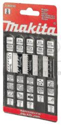 MAKITA A-86898 Sada pilových listů MIX B-13 5ks-  Sada pilových plátků pro přímočaré pily  délka 50 mm