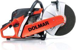 DOLMAR PC6114 Rozbrušovačka benzínová 350mm-Benzinová rozbrušovací pila 3,2kW,350mm