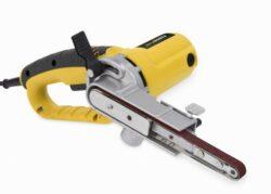 POWER PLUS POWX139 Bruska pásová prstová 457x13mm 400W-Bruska pásová prstová 457x13mm 400W