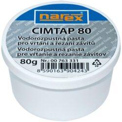 NAREX 00763331 Pasta řezná pro vrtáky CIMTAP 80g                                -Pasta řezná pro vrtáky CIMTAP 80g