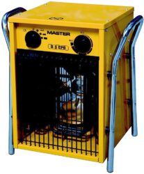 Topidlo elektrické s ventilátorem 2,5/5kW 400V MASTER B5EPB-Elektrické topidlo s ventilátorem