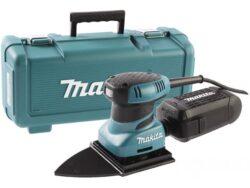 MAKITA BO4565K Bruska vibrační 112x190mm 200W v kufru-Bruska vibrační 112x190mm 200W v kufru