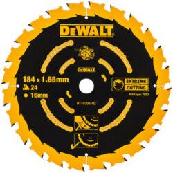DEWALT DT10302 Pilový kotouč 184x16 24z-Pilový kotouč 184x16 24z
