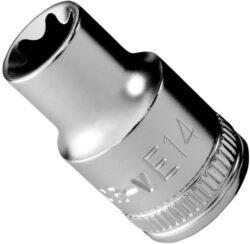 """NAREX 443001143 Hlavice 1/2"""" nástrčná TORX E18-Hlavice 1/2 nástrčná TORX E18"""