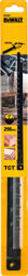 DEWALT DT2970 Pilové listy ALLIGATOR 295mm na dřevo jemný zub                   -Pilový list s pracovní délkou 295 mm z rychlořezné oceli pro jemné řezy do dřeva