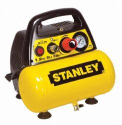 STANLEY DN 200/8/6 Kompresor bezolejový C6BB304STN039-Kompresor bezolejový 1,1kW 6l 8bar