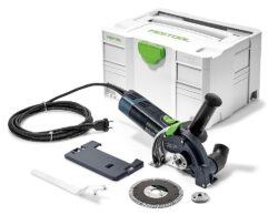 FESTOOL 769954 Bruska úhlová 125mm 1400W DSC-AG 125 FH-Plus - Bruska úhlová 125mm 1400W DSC-AG 125 FH-Plus