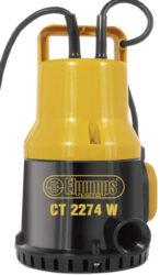 ELPUMPS CT 2274 W Čerpadlo uni 450W-Univerzální ponorné čerpadlo