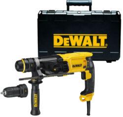 DEWALT D25134K-QS Kladivo kombi 800W SDS+ 3,0kg-Kladivo kombi 800W SDS+ 3,0kg