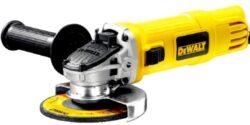 DEWALT DWE4056-QS Bruska úhlová 115mm 800W-Bruska úhlová 115mm 800W