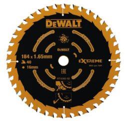 DEWALT DT10303 Pilový kotouč 184x16 40z-Pilový kotouč 184x16 40z
