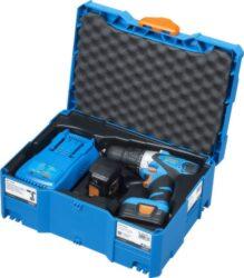 NAREX 65403940 Akušroubovák 14,4V 2x2,0Ah ASV 14-2A TL-Akušroubovák 14,4V 2,0Ah Li-ion systainer T-Loc