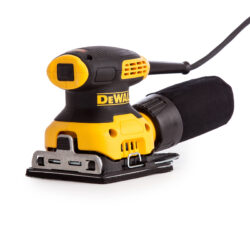 DEWALT DWE6411-QS Bruska vibrační 140x114mm 280W-Bruska vibrační 140x114mm 280W