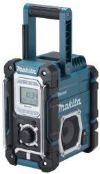 MAKITA DMR108 Aku rádio FM/AM/Bluetooth/USB (CXT) 7,2-18V/230V IP64-Aku rádio 7,2 - 18V /220V Bluetooth