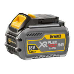 DEWALT DCB546 FLEXVOLT Akumulátor 18/54V 6,0Ah 3x36Wh XR-Akumulátor 18/54V 6,0Ah 3x36Wh XR