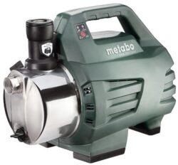 METABO 600978000 čerpadlo automatické HWA 3500 Inox-Čerpadlo automatické 1100W 3500l/hod Inox