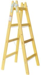 LOBSTER 108904 Štafle dřevěné 4 příčky 1365mm