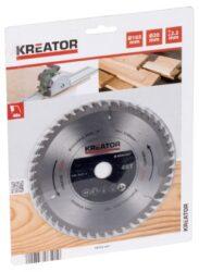 KREATOR KRT021601 Pilový kotouč SK 165x20 48z-Pilový kotouč SK 165x20 48z