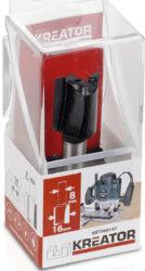 KREATOR KRT060147 Fréza drážkovací D16 S8-Fréza drážkovací D16 S8