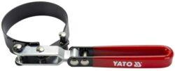 YATO YT-0820 Klíč na olejové filtry páskový 60-73mm-Klíč na olejové filtry páskový 60-73mm