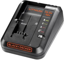 BLACK DECKER BDC1A Nabíječka 14,4-18V Li-Ion 1A 90634971
