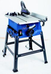 SCHEPPACH HS 100 S SE Pila kotoučová stolní 2000W 250mm + kotouč-Pila kotoučová stolní 2000W 250mm + kotouč