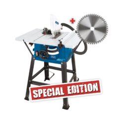 SCHEPPACH HS 81 SE Pila stolová 1200W 210mm-Pila stolová 1200W 210mm Special Edition