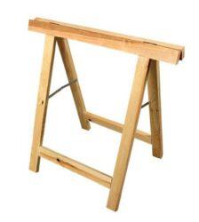 Koza malířská dřevěná 75x75x50cm MAGG 120018-Koza malířská dřevěná 75x75x50cm