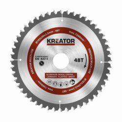 KREATOR KRT020503 Pilový kotouč SK 185x30 48z-Pilový kotouč SK 185x30 48z