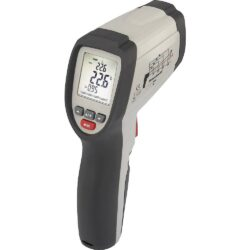 VOLTCRAFT 1602741 Teploměr infračervený -40 až +800°C IR 800-20C Optika 20:1-Teploměr infračervený -40 až +800°C IR 800-20C Optika 20:1