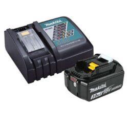 MAKITA 191A24-4 Set akumulátor 1x18V LXT 3,0Ah Li-ion BL1830B + nabíječka DC18RC-Set akumulátor 1x18V 3,0Ah Li-ion + nabíječka