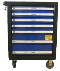 NAREX 443000971 Montážní skříň pojízdná prázdná (7 zásuvek)(7913838)