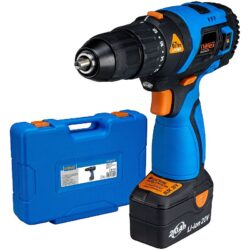 NAREX 65405299 Akušroubovák 20V 2x2,0Ah ASV 202-2B BRUSHLESS-Akušroubovák 20V 2x2,0Ah bezuhlíkový