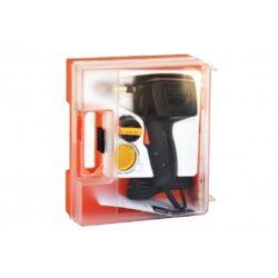 NUBA ETPIII Pájka elektrická 100W; kufr; upnutí rychloupínačem (T-K-100W-U)-Pájka elektrická 100W; kufr; upnutí rychloupínačem