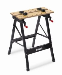 KREATOR KRT672001 Pracovní stůl 605x625x755mm nosnost 100kg-Pracovní stůl 605x625x755mm