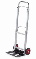 KREATOR KRT670201 Ruční vozík 90kg skládací-Rudlík skládací hliníkový 90kg