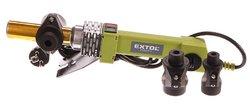 EXTOL 419312 Polyfúzní svářečka 0-300°C 800W s nástavci 20,25,32mm-Polyfúzní svářečka 0-300°C 800W s nástavci 20,25,32mm