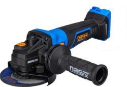 NAREX 65405679 Aku bruska úhlová 125mm 60V BASIC ABU 125-600 B TL-Aku úhlová bruska 125mm 60V 1000W T-Loc 3 bez aku