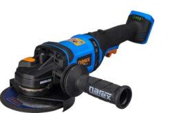 NAREX 65405684 Aku bruska úhlová 150mm 60V BASIC ABU 150-600 3B-Aku úhlová bruska 150mm 60V 1500W bez aku