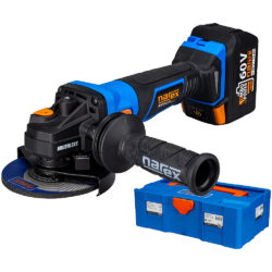 NAREX 65405680 Aku bruska úhlová 125mm 60V BASIC ABU 125-607 B TL-Aku bruska úhlová 125mm 60V